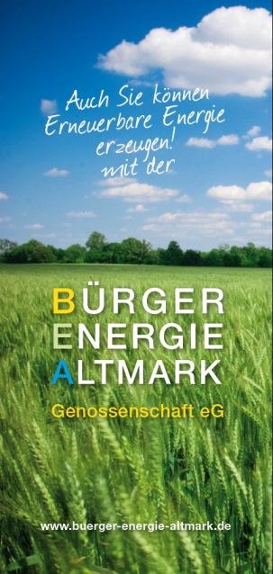 BürgerEnergieAltmark eG
